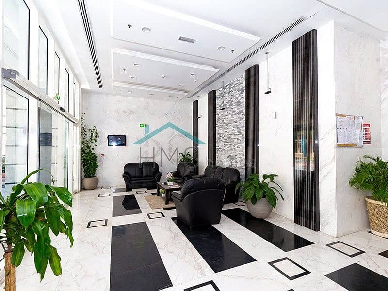 1BR   Majestic Tower   Business Bay   Canal View