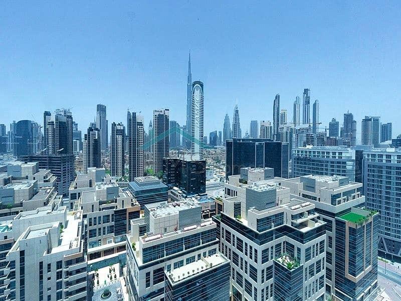 3BR Amazing Burj Khalifa View Majestic Tower