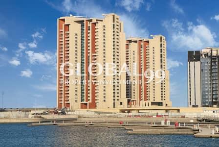 فلیٹ 1 غرفة نوم للايجار في جزيرة الريم، أبوظبي - Huge size 1BR in Najmat w/ Kitchen appliances.