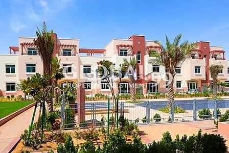 2 Bedroom Apartment for Sale in Al Ghadeer, Abu Dhabi - Pool View