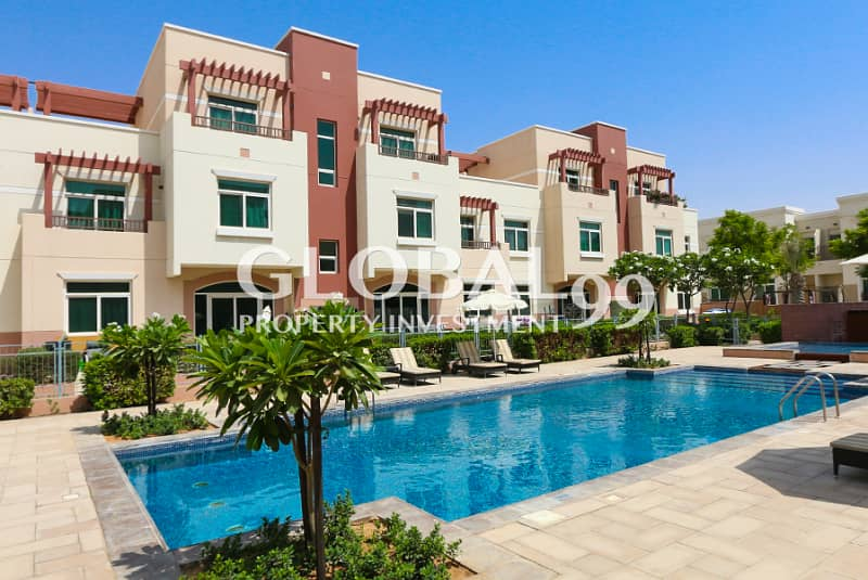 2 Terraced 1BR Apartment for Sale at Waterfall