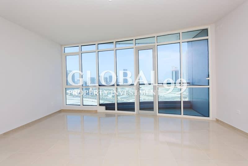 2 Brand New Studio+Balcony in Najmat+2 mos Free Rent