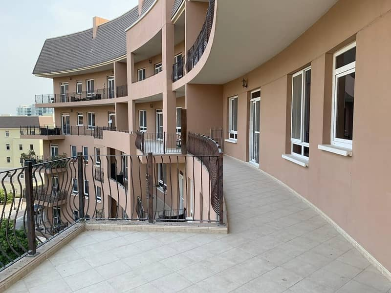 Amazing Deal: 72K 2BHK  with Roundabout View