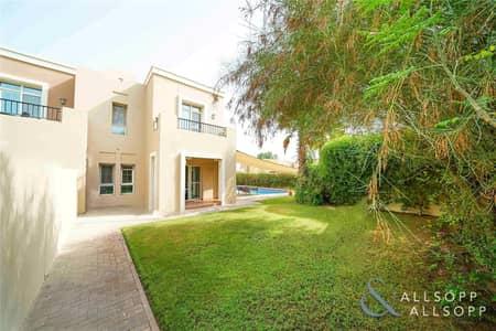 فیلا 4 غرفة نوم للبيع في المرابع العربية، دبي - 4 Beds | Private Pool | Close to the Park