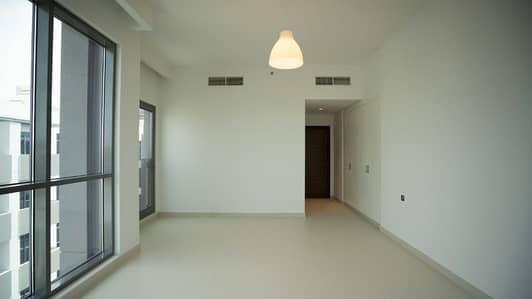 شقة 2 غرفة نوم للايجار في الميناء، دبي - wasl port views - Bedroom