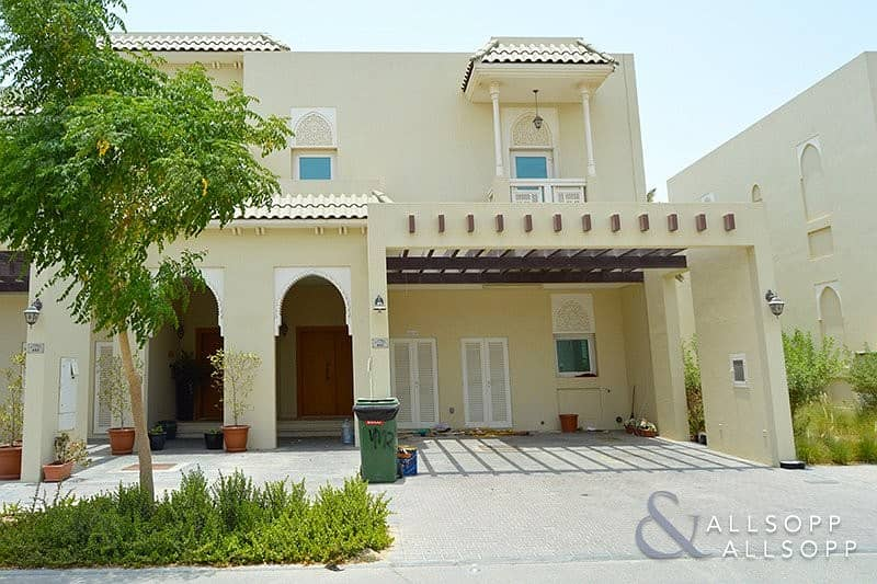 Backing Road | Type A Style | Quortaj 3 BR