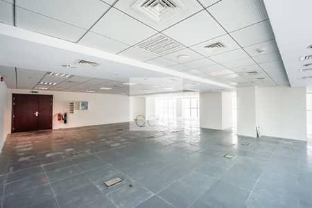 مکتب  للايجار في شارع الشيخ زايد، دبي - Open Plan Layout | Mid Floor | Fitted