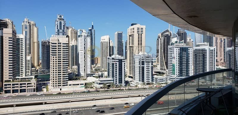 11 4 CHQS Shk Zayed View Furnished 2 BHK  Saba 2