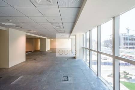 مکتب  للايجار في شارع الشيخ زايد، دبي - Fitted Office | Prime Location | Low Floor