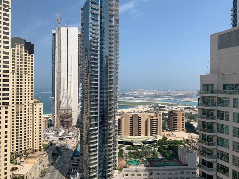 2 Vacant soon - 1 Br on High floor - Emaar Quality