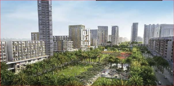 2 Bedroom Apartment for Sale in Town Square, Dubai - 5% Deposit!  Easy payment option ! 4yrs post handover