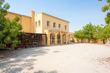 فیلا 3 غرفة نوم للايجار في المرابع العربية، دبي - Best Location Palmera A Type|Single Row|Big Plot