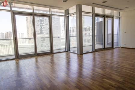 فلیٹ 2 غرفة نوم للبيع في مركز دبي المالي العالمي، دبي - Spacious | Zabeel View | High Floor | 2BR