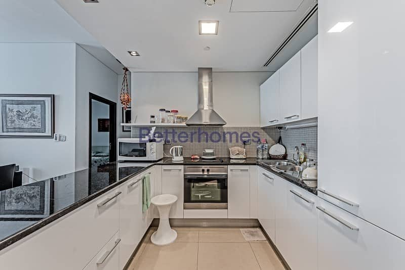 2 Large Layout  | SZR View  | High Floor
