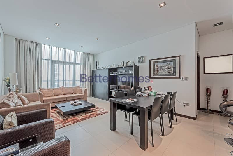 Large Layout  | SZR View  | High Floor