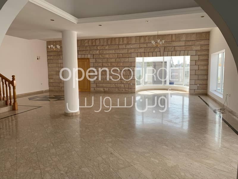 2 Very Nice Independent villa with Swimming pool in Umm suqiem