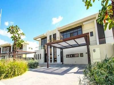 فیلا 5 غرفة نوم للايجار في داماك هيلز (أكويا من داماك)، دبي - Type V4 5 BR w/ Maids Single Row Park View