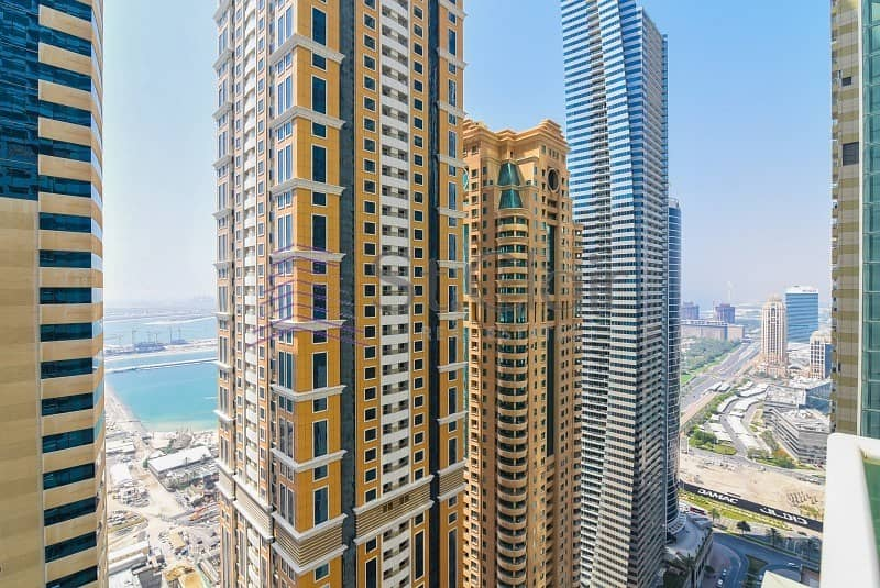 18 Large Layout  2 Beds | High Floor | Sea View