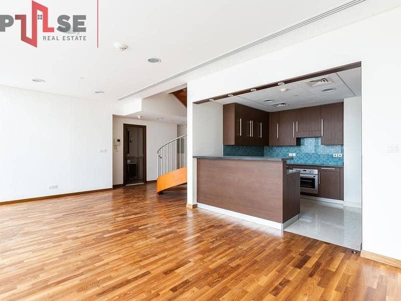 2 Zabeel facing 2BR apartment | Burj Daman