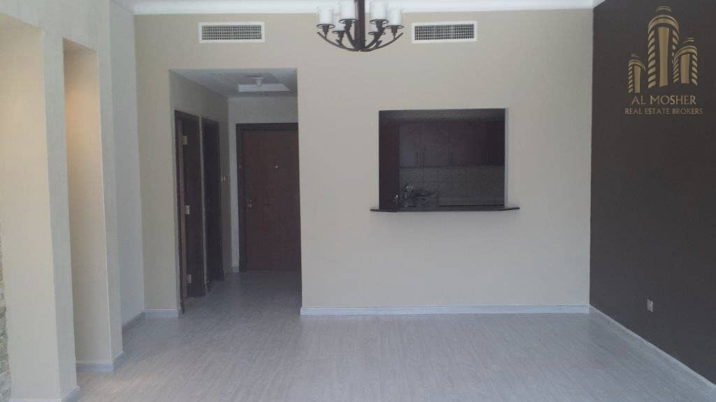 Huge 1 Bed room with Fully Golf Facing..