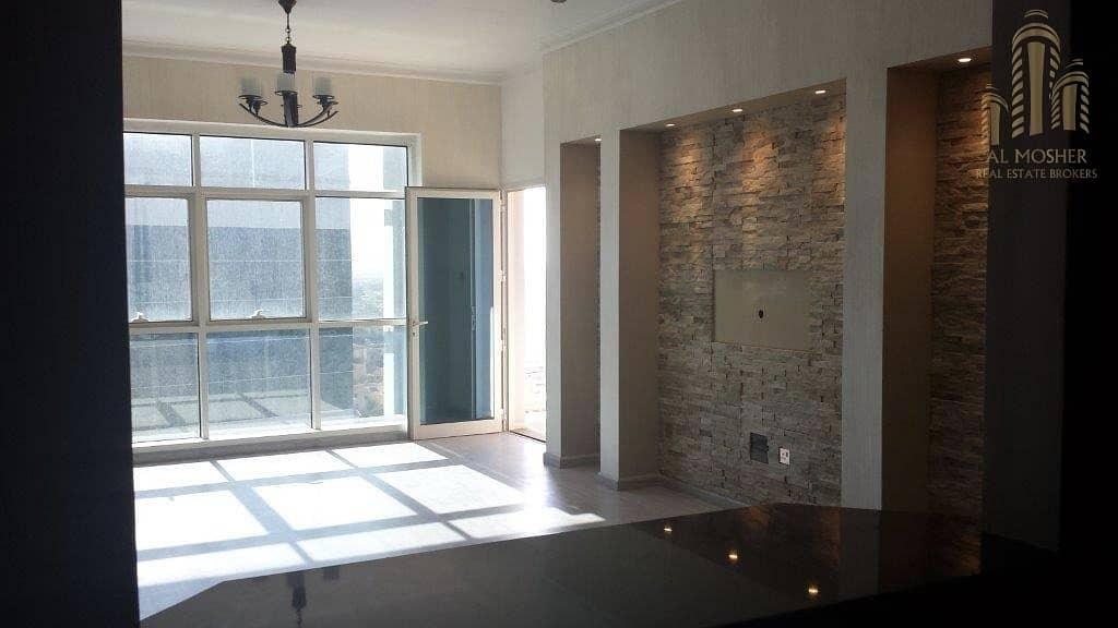 2 Huge 1 Bed room with Fully Golf Facing..