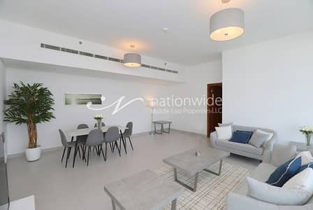 2 Bedroom Flat for Rent in Al Reem Island, Abu Dhabi - 0 Commission + 1 Month Free + Kitchen Appliances