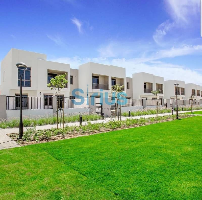 2 Safi townhouse 3 Bedrooms + Maids townhouse Type 9|
