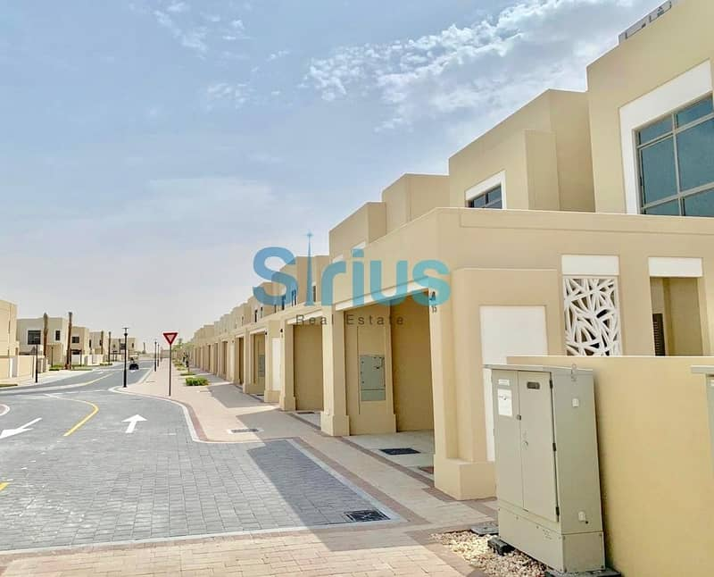 2 Brand New | Safi Townhouse 3 Beds+ Mais| Type 10 !
