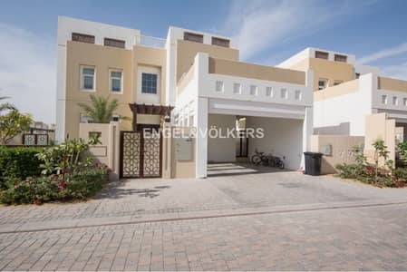 4 Bedroom Townhouse for Sale in Mudon, Dubai - Motivated Seller | Corner Unit | Park Facing