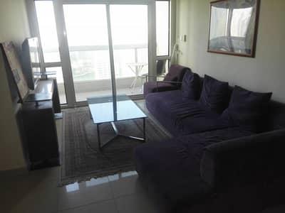 فلیٹ 2 غرفة نوم للايجار في أبراج بحيرات الجميرا، دبي - CLOSE TO METRO 2 BHK IN JLT DUBAI GATE 1