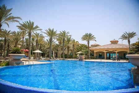 3 Bedroom Villa for Rent in Al Raha Beach, Abu Dhabi - Luxurious Fully-Furnished Villa