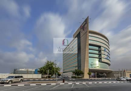 Office for Rent in Al Garhoud, Dubai - Fitted Office Space | 2 months Rent Free