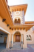2 Perfect Location! 4 Bedroom + Maids Room Semi-Detached Andalusia Style