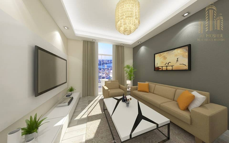 1Br - 949 SQFT Guarantee ROI 9% for 5 years