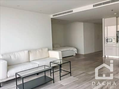 Studio for Rent in Culture Village, Dubai - FULL CREEK VIEW / FURNISHED STUDIO AT D1