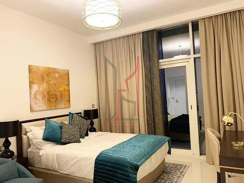 Brand new 1bedroom fullyfurnished apartment