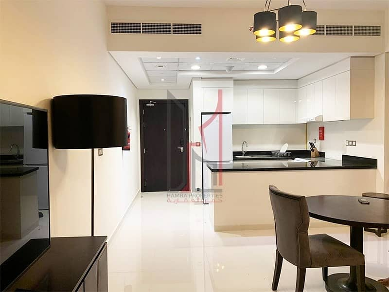 2 Brand new 1bedroom fullyfurnished apartment