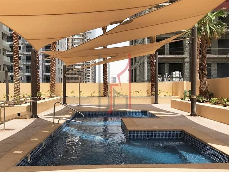 12 Brand new 1bedroom fullyfurnished apartment