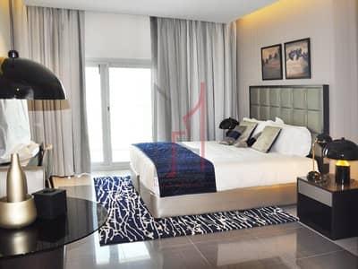 استوديو  للايجار في الخليج التجاري، دبي - Big furnish studio for rent business bay