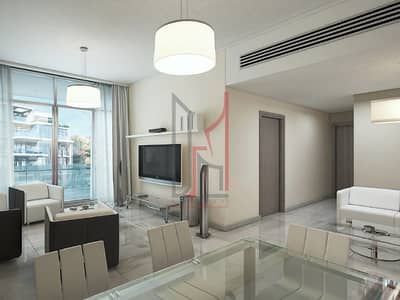 2 Bedroom Flat for Sale in Meydan City, Dubai - Brand New No Commission High ROI  Vacant