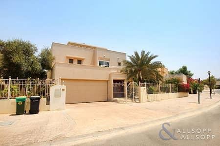 4 Bedroom Villa for Sale in The Meadows, Dubai - 4 Bedroom Villa | Meadows 9 | Single Row