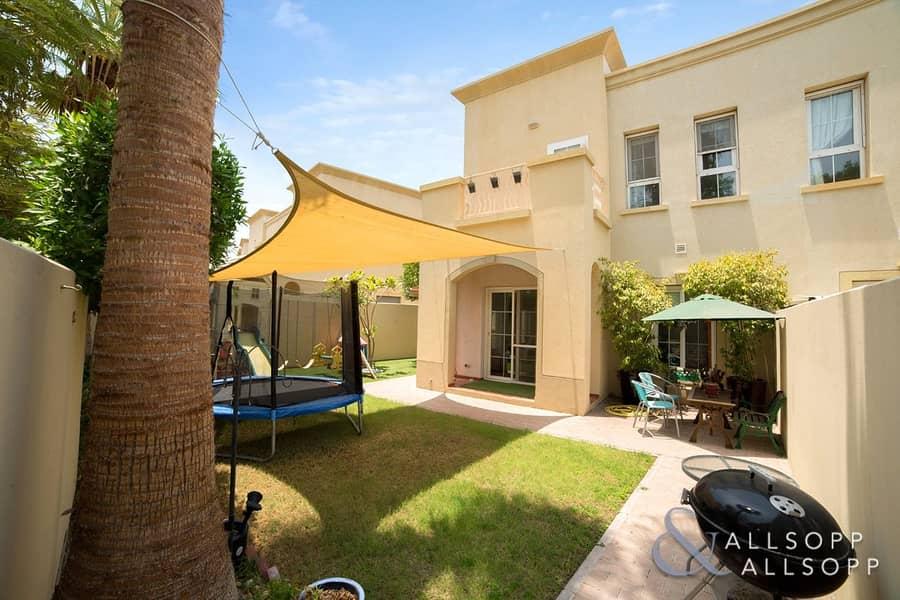 Single Row | Springs 2 | 2 Bedroom Villa