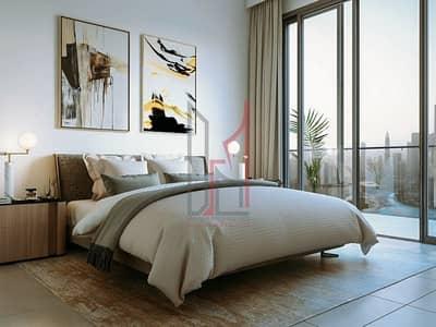 فلیٹ 2 غرفة نوم للبيع في وسط مدينة دبي، دبي - Unobstructed views of the Burj Khalifa *