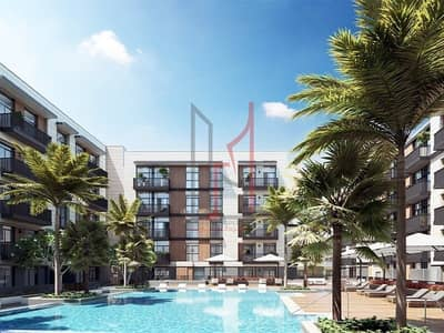 2 Bedroom Flat for Sale in Jumeirah Village Circle (JVC), Dubai - Modern Finishing|Zero Commision|Book Now