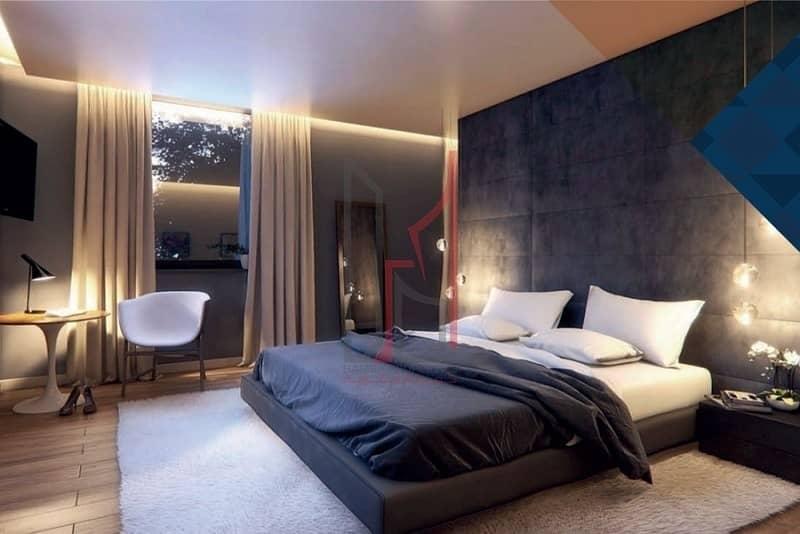 Studio Apt at Meydan 50/50 payment plan