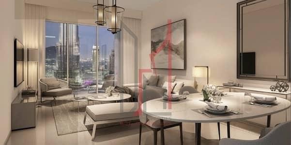 شقة 3 غرفة نوم للبيع في وسط مدينة دبي، دبي - Unobstructed View on Downtown