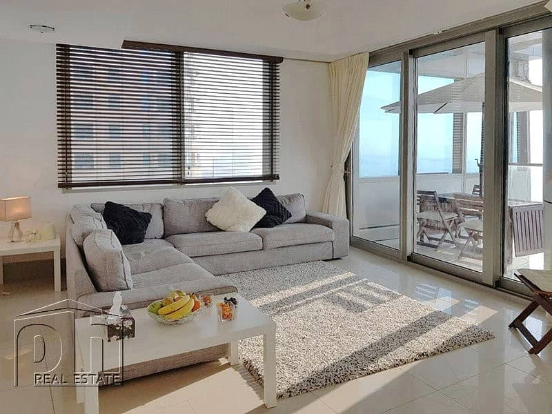 2 Stunning 3B/R. Full sea View. Furnished PRICE REDUCTION