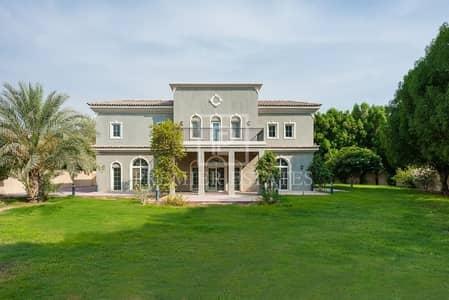 فیلا 7 غرفة نوم للايجار في المرابع العربية، دبي - Largest Villa in Mirador|Ready to move in|Type 19