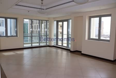 3 Bedroom Apartment for Rent in Deira, Dubai - Spacious 3 BR Apartment in Port Saeed