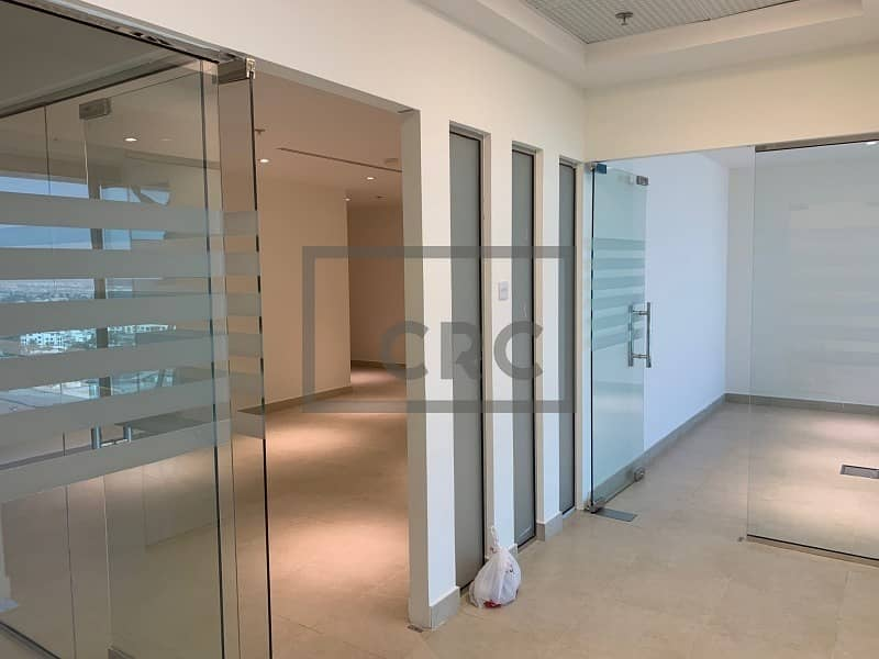 2 3 Partitions | High-end tower | Brand new office